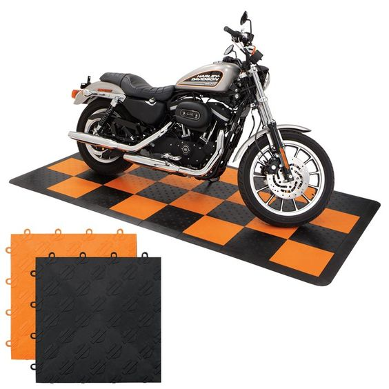 Garage Floor Rugs #31: Harley Davidson Rugs And Garage Flooring For Home And Garage. Harley Davidson Rugs And Floor Mats For Indoors And Outdoors All You Harley Davidson Decore