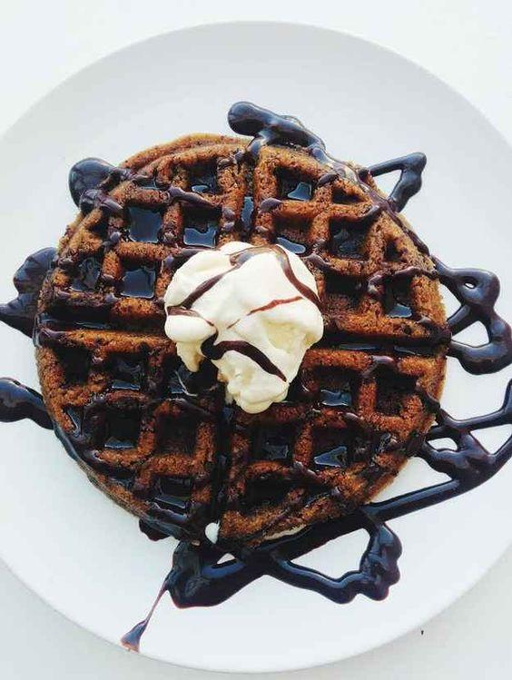 Break 'n' Bake Cookie Dough Waffle