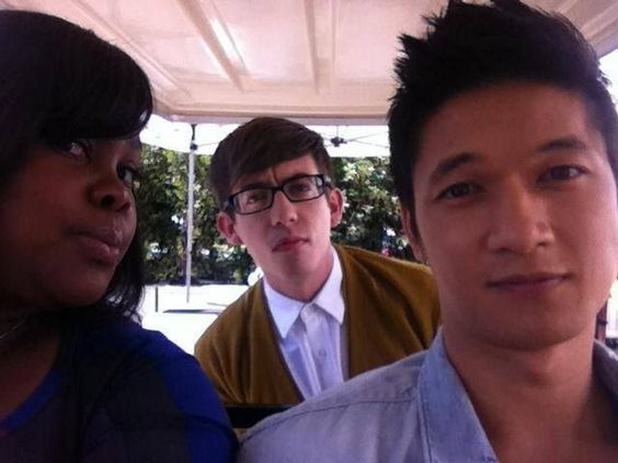 Amber, Kevin and Harry