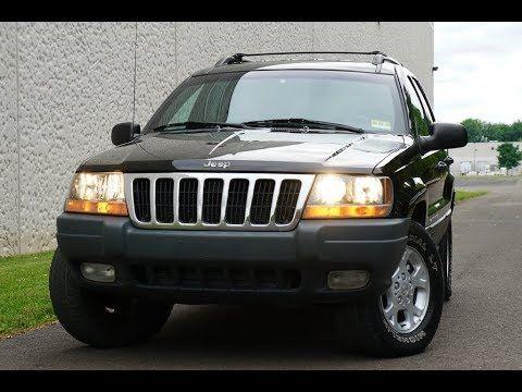 2000 Jeep Grand Cherokee Laredo 4 0l I6 4wd Black Youtube