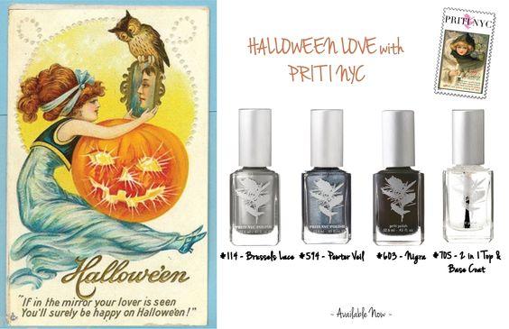 http://www.pritinyc.com/Priti-Halloween-Love-Kit_p_1109.html  #halloween #nailart #trickortreat #loveyournails