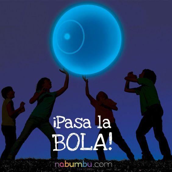 ¿Quieres conseguir la nueva Wubble Bubble que brilla en la oscuridad? ¡Es muy fácil! https://www.facebook.com/nabumbu/photos/a.1582198138699567.1073741828.1542415476011167/1624975441088503/?type=3&theater