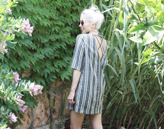 fair, standkleid, asos reclaimed vintage, asos, fair fashion, ootd, look, style, blog, stryletz