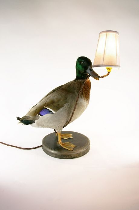 Duck Desk Lamp