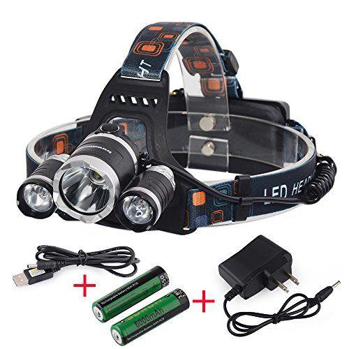 innogear 5000 lumen bright headlight headlamp flashlight torch 3, Reel Combo