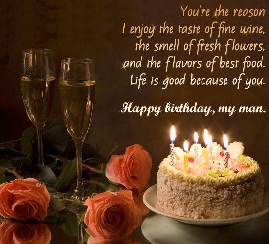 Happy Birthday Wishes For Husband Birthday Wish For Husband