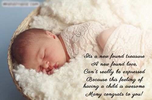 Best Wishes And Congratulation On Birth Of Baby Congratulations Baby Baby Girl Wishes New Baby Wishes