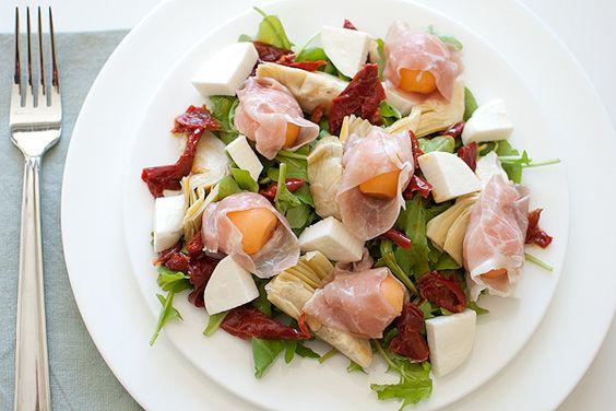 Seductive Italian Salad