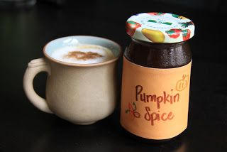 Market to Meal: Pumpkin Spice Syrup (for Lattes!)