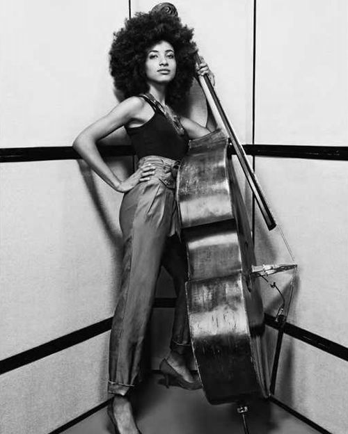 Esperanza Spalding...the Pride of Portland