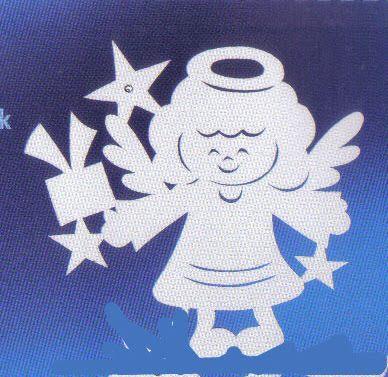 Karácsonyi ablakdíszek - Zsuzsi tanitoneni - Picasa Web Albums:
