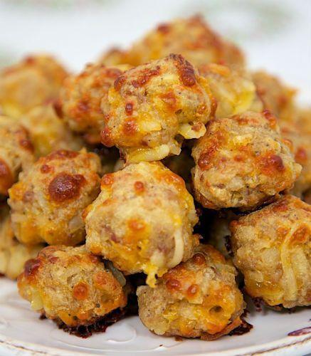 Breakfast Balls – Low Carb Recipe