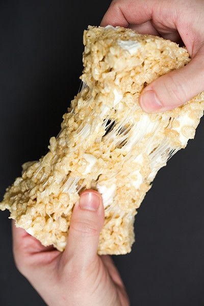 Ultimate Bakery-Style Rice Krispies Treats
