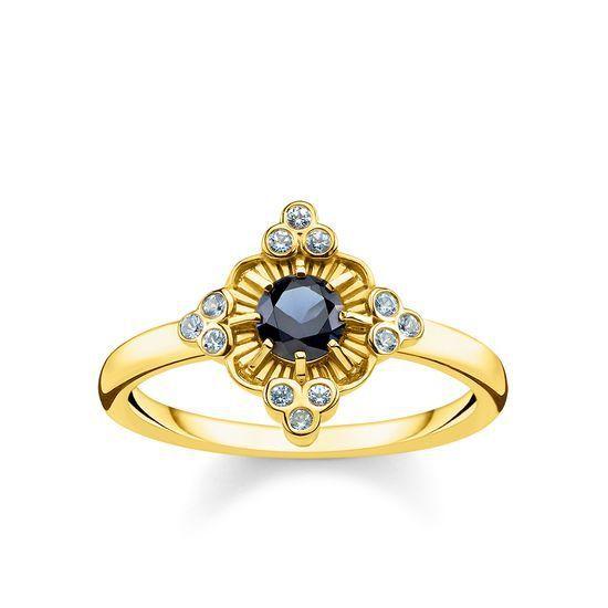 Ring Royalty White Thomas Sabo Jewelry White Gold Jewelry
