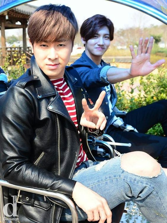 Yunho & Changmin Tvxq