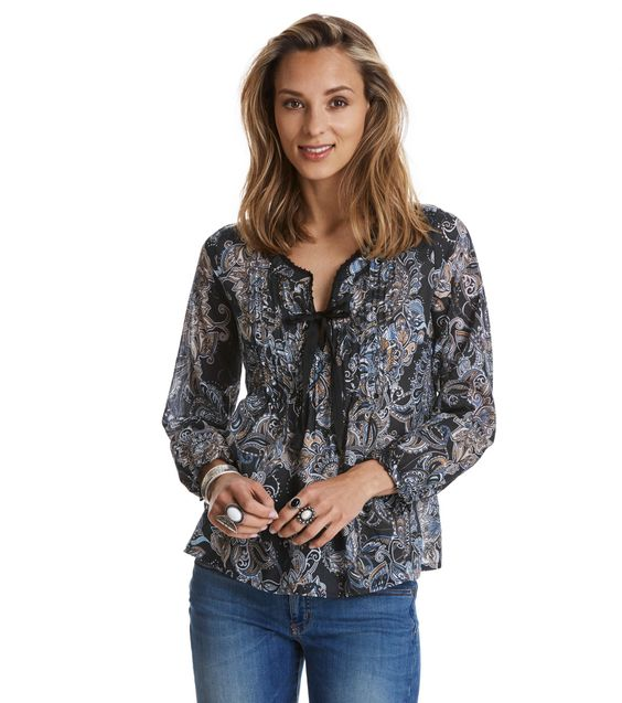 Shop Odd Molly caribou l/s blouse from the official Odd Molly online shop…