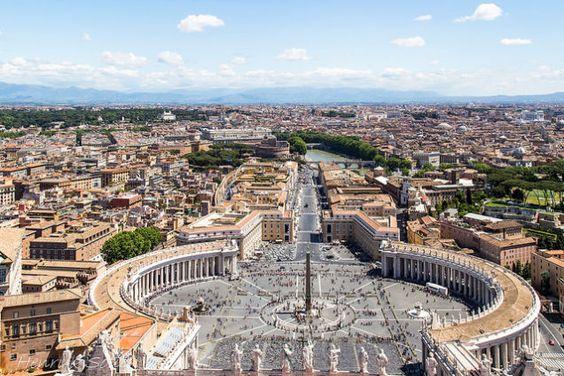 Rom und die Mythen des Vatikan