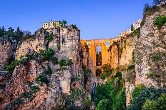 Miradores en España