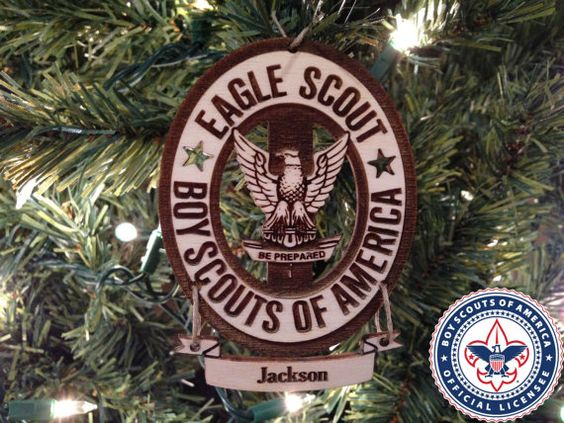 Eagle Scouts®28427 by GrandePlaceChristmas on Etsy
