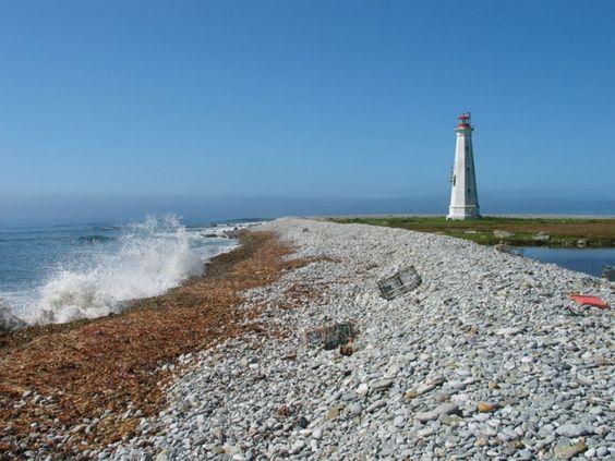 The Cape Lighthouse...Cape Sable Island