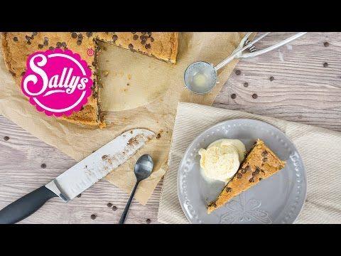 Sallys Blog - Riesen Cookie aus der Pfanne / Giant Cookie
