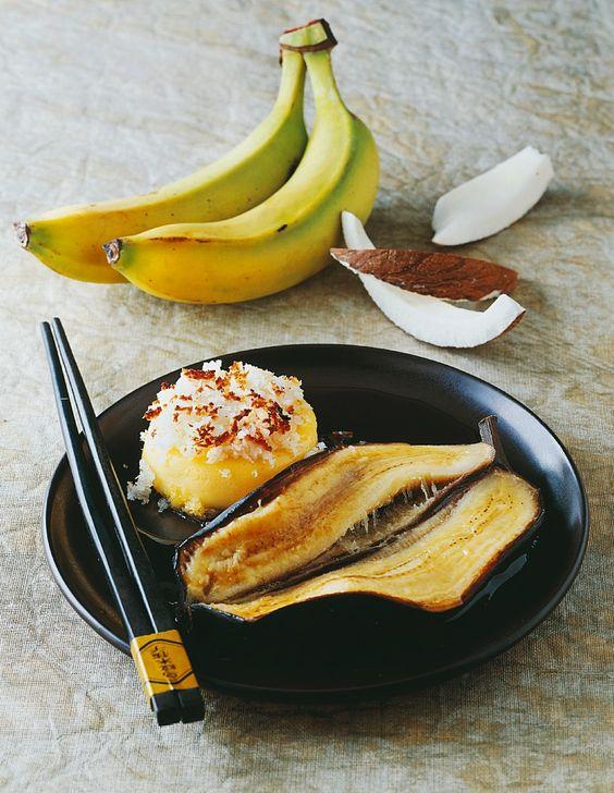 Heiße Kokos-Banane - smarter - Zeit: 15 Min.   eatsmarter.de