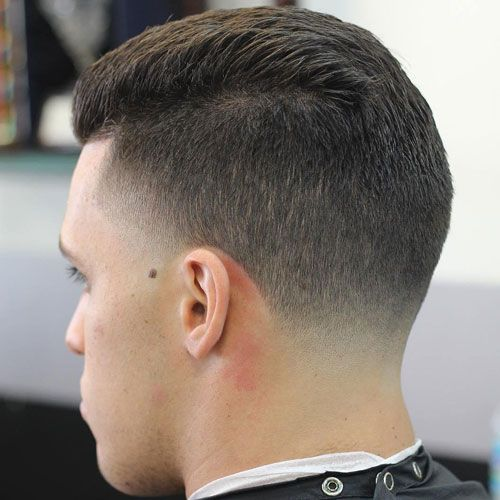 35 Best Men S Fade Haircuts The Different Types Of Fades 2020 Military Haircut Mens Haircuts Fade Fade Haircut
