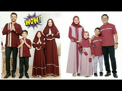 Baju Sarimbit Keluarga 2020