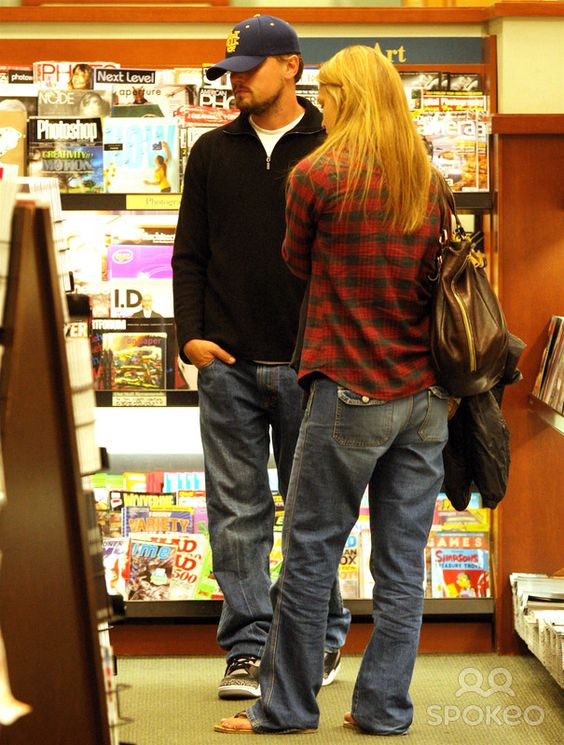 Leonardo DiCaprio and Bar Refaeli LEO'S BEDTIME READING Leonardo DiCaprio and his model girlfriend Bar Rafaeli have the book of love - they went on a late-night shopping trip for reading material. The couple avoided the crowds by heading to leading bookstore Barnes & Noble in Los Angeles just before it closed its doors at 11pm on Monday. They browsed the racks for magazines - before Leo headed into the self-i...