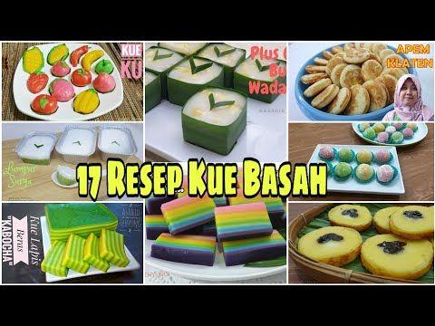 Video 17 Resep Kue Basah Modern Paling Lengkaphai Teman Teman Teteh Sudah Mengumpulkan Resep Resep Cara Membuat Kue Basah Modern Dan Ini Resep Kue Kue Resep