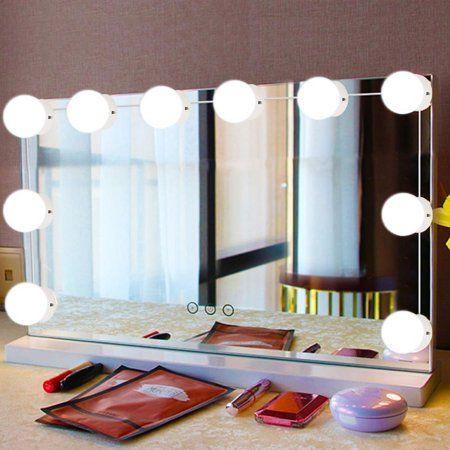 Led Makeup Comestic Mirror Light Kit, Makeup Mirror Light Kit