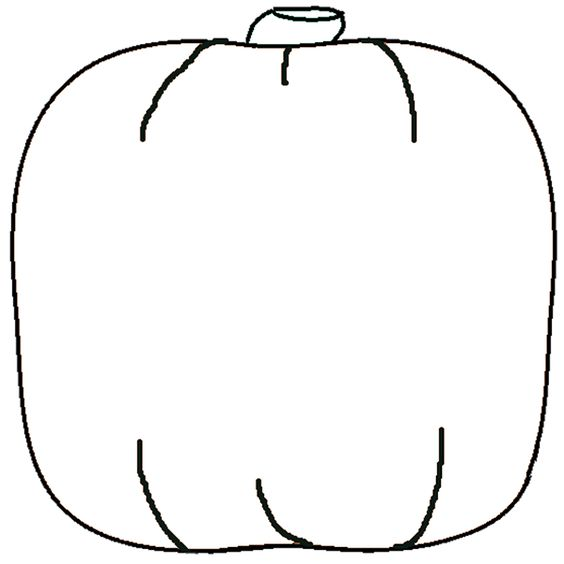 pattern pumpkin coloring pages - photo#24
