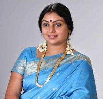 Sriranjini (Tamil actress)