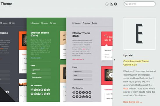 28 Enticing Tumblr Themes for your Blog Layout on http://www.designtreasure.com/2012/09/28-enticing-tumblr-themes-for-your-blog-layout/