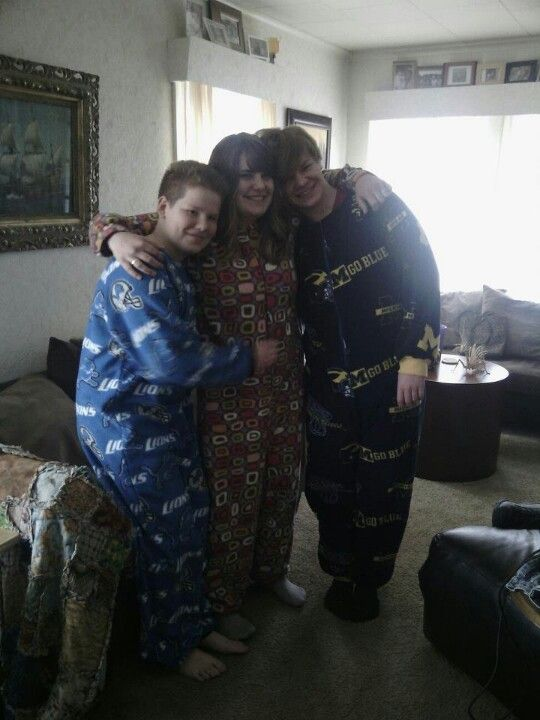 Onsie pj' s I made for my grands.