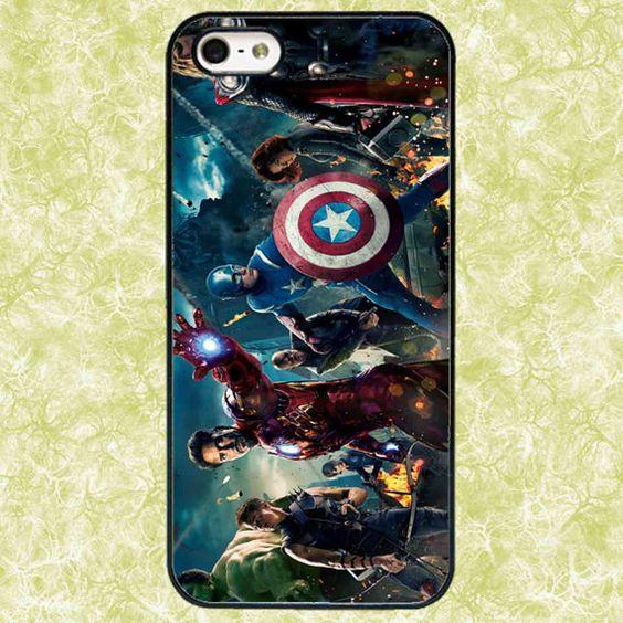 Marvel The Avengers Superhero  Plastic Soft Rubber by BackBuck