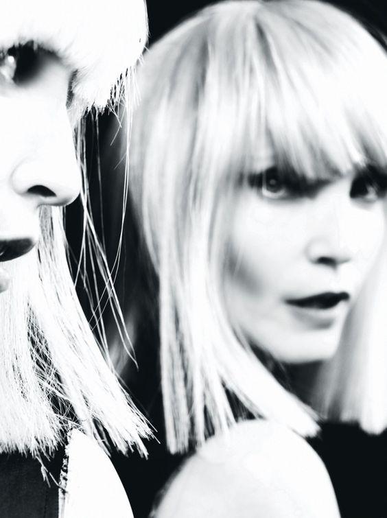 Nadja Auermann by Arcin Sagdic for Vogue Ukraine February 2015