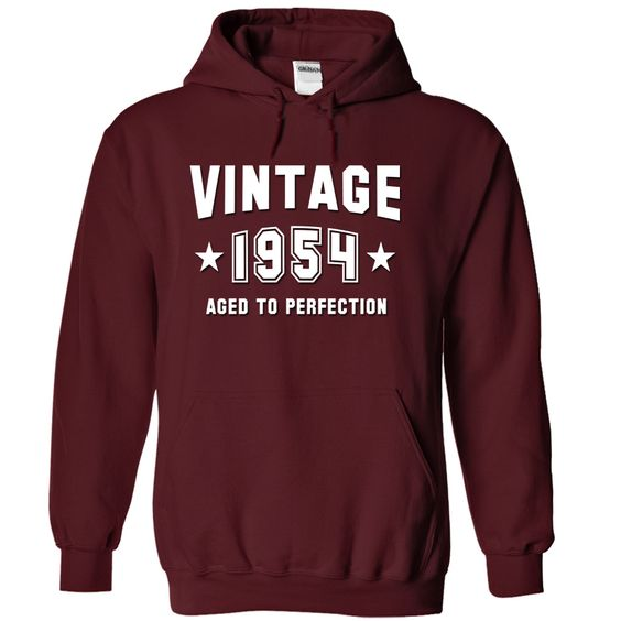 VINTAGE 1954 Birthday Aged To Perfection