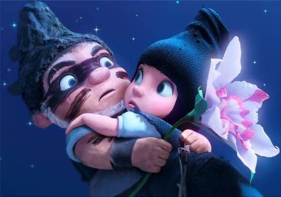 Gnomeo Juliet Juliet Movie Touchstone Pictures Movie Wallpapers
