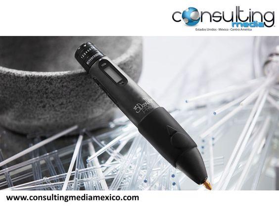 """3Doodler Pro. SPEAKER MIGUEL BAIGTS. Nuestros dibujos y diseños cobran vida gracias a este bolígrafo que """"imprime"""" en 3D. el 3Doodler Pro, se basa en la misma idea de crear a mano dibujos y pequeñas esculturas pero ahora bajo un concepto pensado en profesionales, dirigiéndose a ingenieros, diseñadores y arquitectos. https://www.youtube.com/watch?v=HbXHqd-snLc   www.consultingmediamexico.com    #miguelbaigts"""