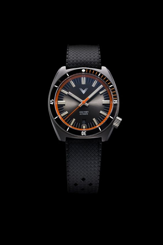 Ventus Northstar 300m Heritage Diver Automatic By Ventus Watches
