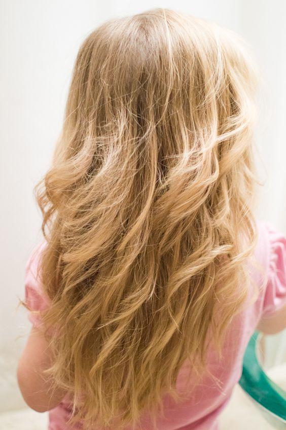 26++ Corte de pelo a capas nina trends