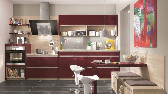 59 best Nobilia Kitchens images on Pinterest Contemporary unit - h ffner k chen preise