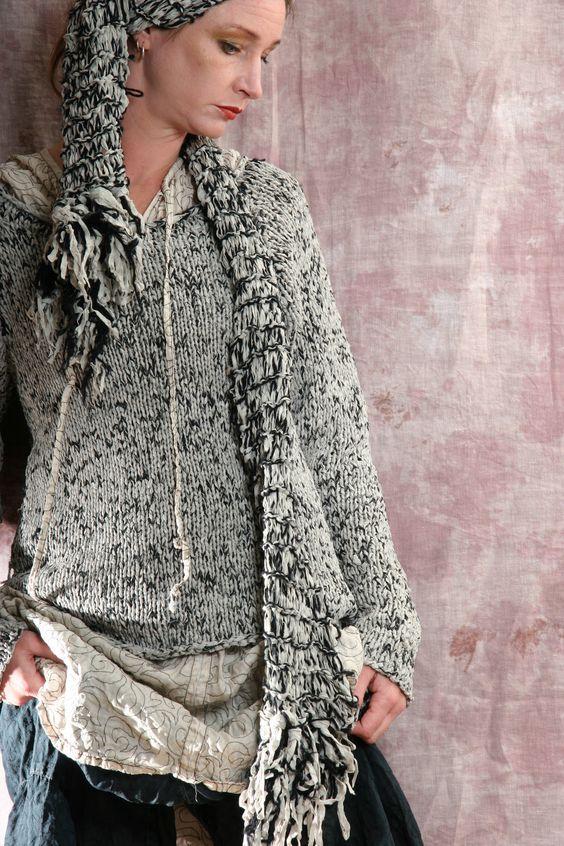 silk knitting