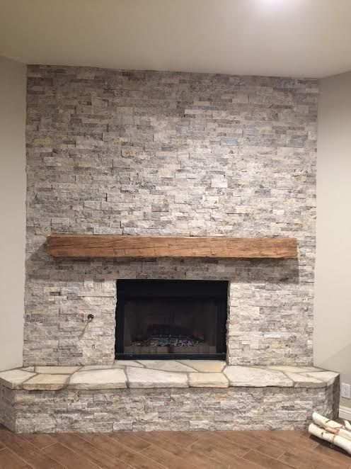 Pin By Kevin Young On Fireplace In 2020 Brick Fireplace Makeover