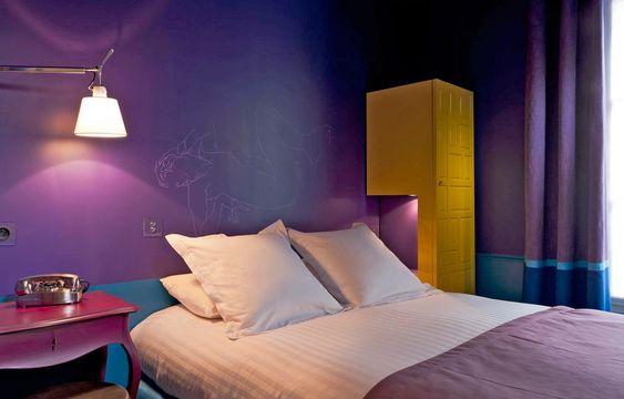 Julie Gauthron : Hotel Crayon. Paris.