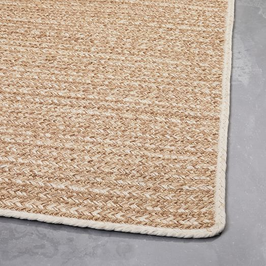 Woven Cable Indoor Outdoor Rug In 2020