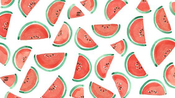 watermelon background tumblr - Buscar con Google