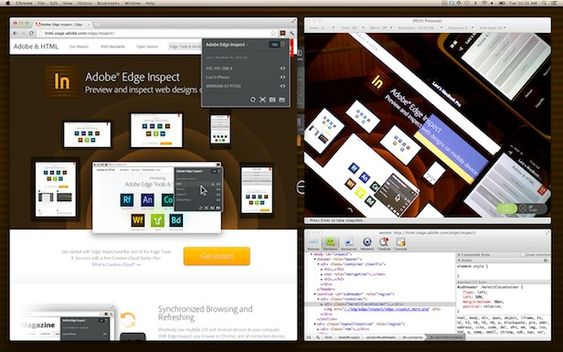 Adobe Introduces Edge Tools For HTML5 Development