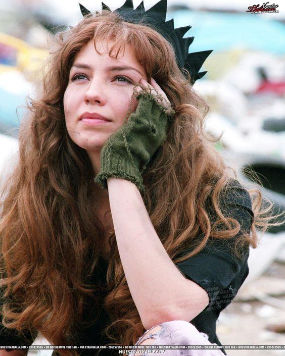 1995 María la del Barrio, Thalia